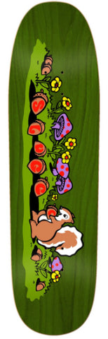 Real Sluggo OG Shaped Deck 9""