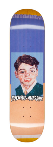 Fucking Awesome Gino Felt Class Photo Pro Deck 8.25""
