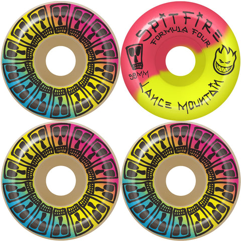 Spitfire F4 Lance Mountain Lifers 56mm