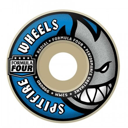 Spitfire F4 99a Radial Wheels 52mm