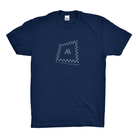 AfterHours Taxi Tee - Navy
