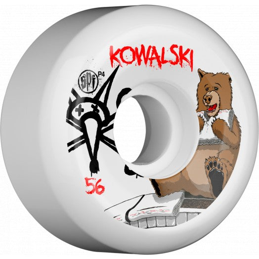 Bones SPF Kowalski Bear Wheels 56mm