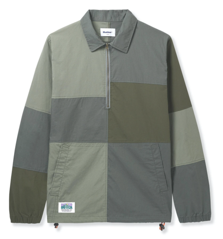 Buttergoods Patchwork Jacket / Army