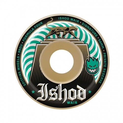 Spitfire F4 Ishod Finest 99d Conical Wheels 53mm