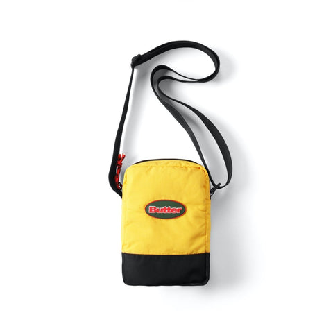 Butter Goods Small Utility Bag / Yellow
