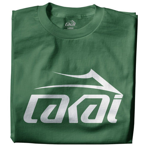 Lakai Basic Tee / Forest Green
