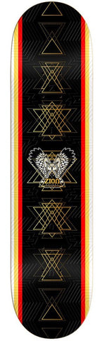 Real Zion Wright Sacred Deck 8.25""