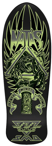 SMA Natas Panther 3 Glow-In-The-Dark Deck 10.53""