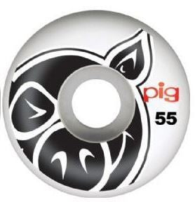 Pig Head Natural Wheels 55mm