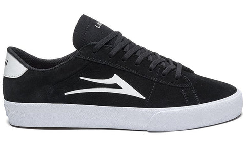 Lakai Newport / Black / White