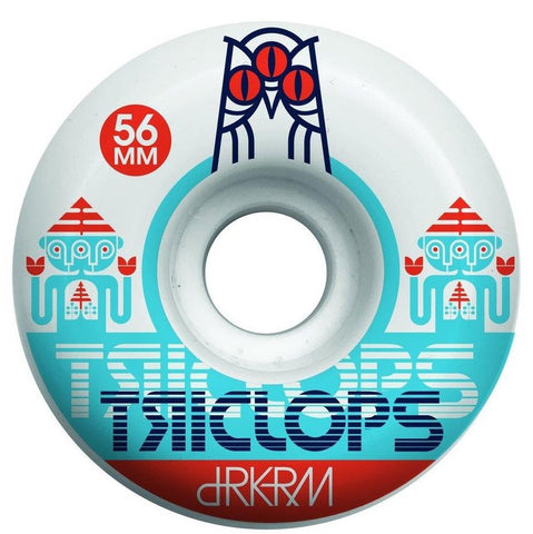 Darkroom Triclops Spinner Wheels 56mm