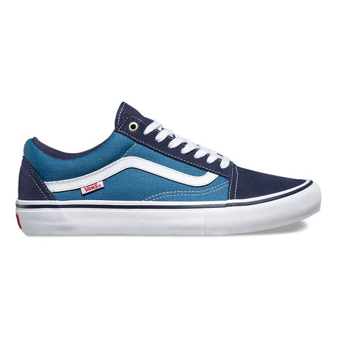 Vans Old Skool Pro / Navy / White