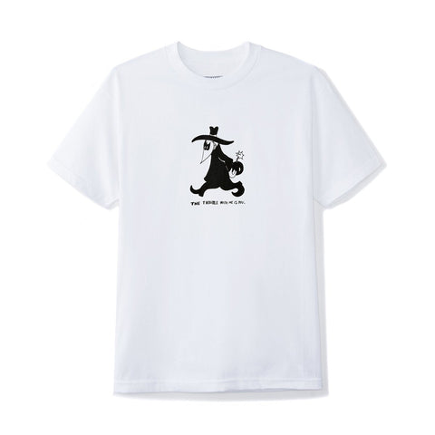 Butter Goods Trouble Tee / White