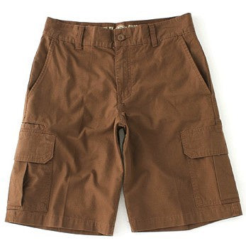 Dickies Rip Stop Cargo Shorts / Brown