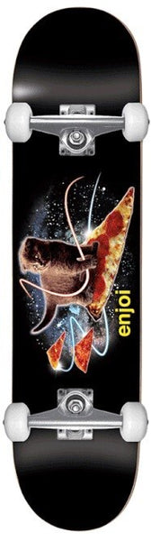 Enjoi Pizza Kitten Complete Skateboard 7.25""