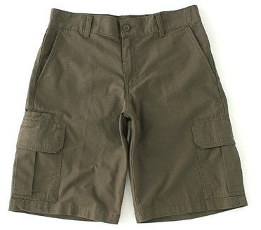 Dickies Rip Stop Cargo Shorts / Army Green