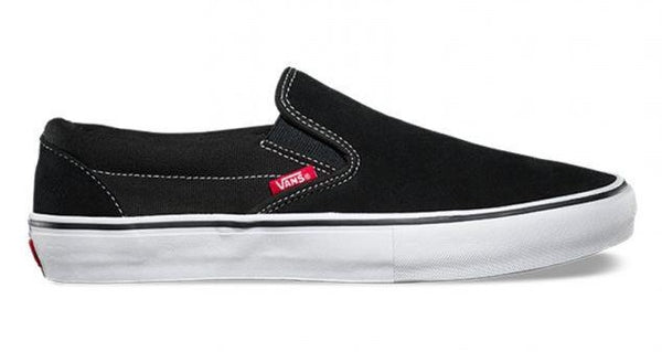 Vans Slip-On Pro / Black / White