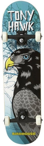 Birdhouse Tony Hawk Never Was Complete Skateboard 7.75""