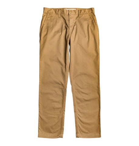 DC Worker Relaxed Chino Pant / Khaki