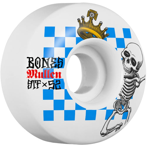 Bones STF Mullen Pro Wheels 52mm