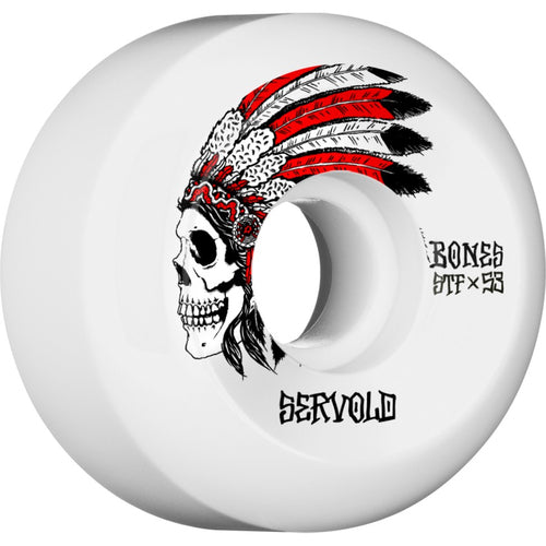Bones STF Servold Pro Spirit Wheels 53mm