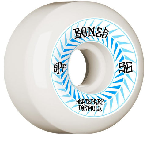 Bones SPF Spines Blue Wheels 54mm
