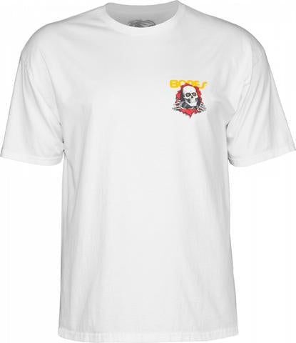 Powell Peralta Ripper Tee / White