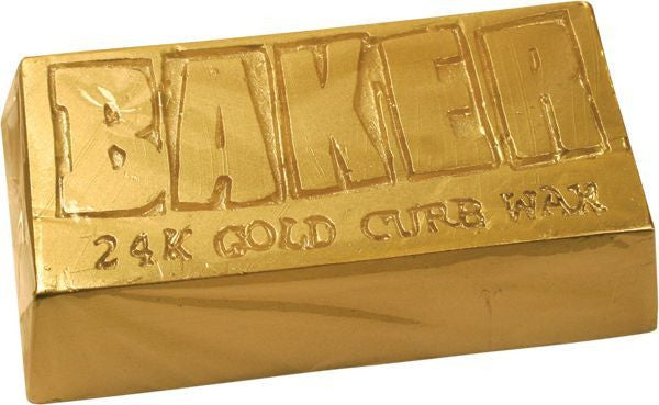 Baker 24K Gold Skate Wax