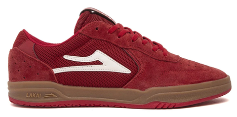Lakai Atlantic / Red / Gum Suede