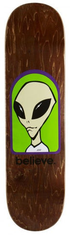 Alien Workshop Believe Deck 8.25""