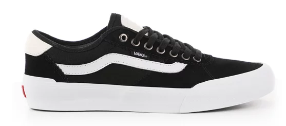 Vans Chima 2 Pro Suede Canvas / Black / White