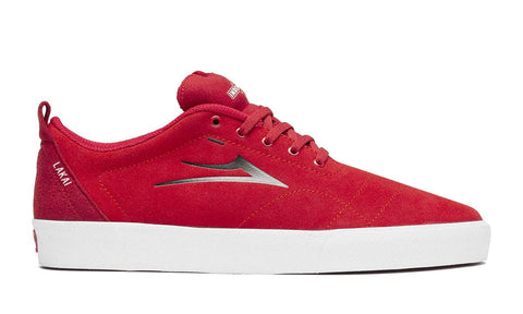 Lakai x Independent Bristol / Red Suede