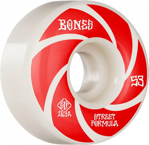 Bones STF Pattern V1 Wheels 52mm