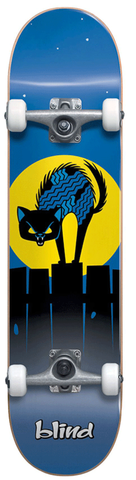 Blind Nine Lives Youth Soft Top Complete Skateboard 6.75""