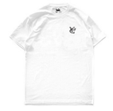 VIC EMB Wing Tee / White