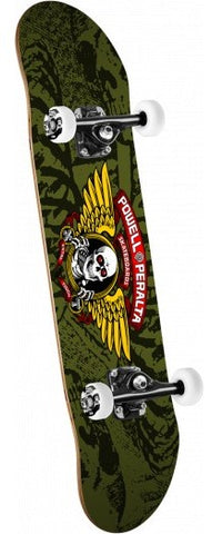 Powell Peralta Winged Ripper Complete Skateboard 7.5""