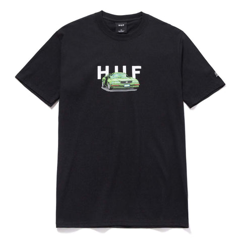 Huf X Street Fighter Bonus Stage Tee / Black