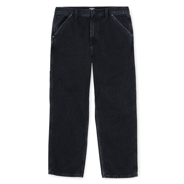 Carhartt x Passport Pall Pant / Black Denim