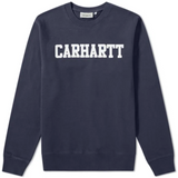 Carhartt WIP College Sweat / Navy