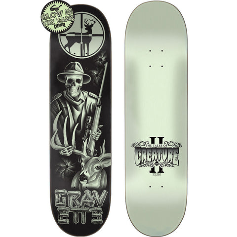"Creature Gravette Pro Tales of... Deck 8.3"" (Glow in the Dark)"
