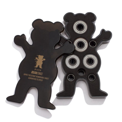 Grizzly Golden Bearings / Black