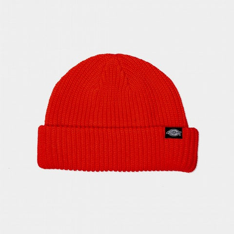 Dickies Seattle Fisherman Beanie / Red