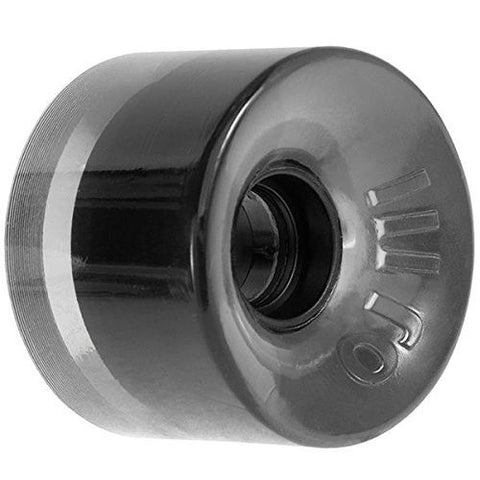 OJ Hot Juice 78a Trans Black Wheels 60mm