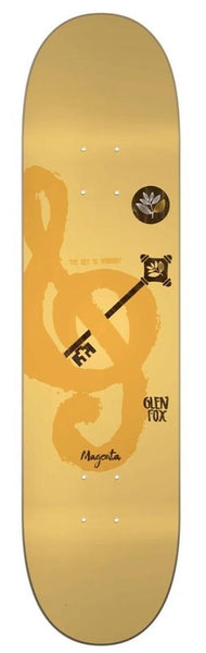 Magenta Fox Pro Dictionary Deck 8.125""