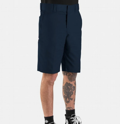 "Dickies 11"" Mechanical Stretch work shorts / Navy"