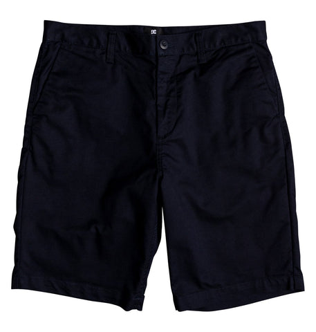 DC Worker Straight Shorts / Dark Indigo