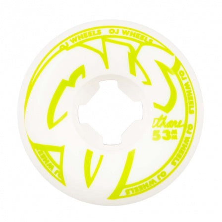 OJ From Concentrate Hardline 101a Wheels 53mm