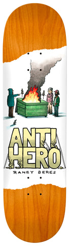 Anti Hero Beres Pro Expressions Deck 8.25""