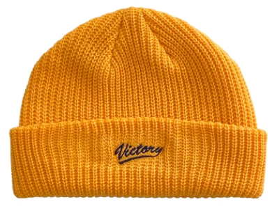 Vic Player Beanie / Gold