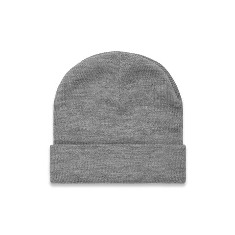 AS Colour Cuff Beanie / Grey Marle